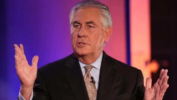 Noul secretar de stat al SUA, un novice în politică, este total absent de două săptămâni