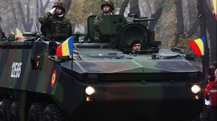 România se înarmează: Noi vehicule blindate, achiziționate de MApN