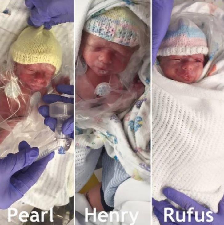 Doctorii i-au spus să aleagă care dintre cei 3 bebeluşi va trăi. Decizia ei a şocat o lume întreagă!