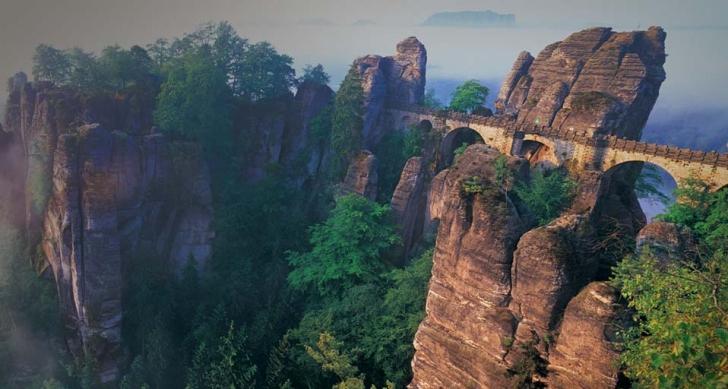 Top cele mai frumoase parcuri din Europa GALERIE FOTO