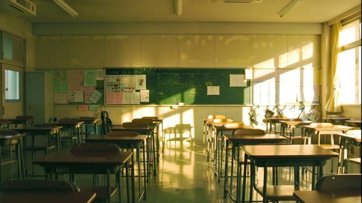 """Mesaj emoționant al unui profesor la ora căruia niciun elev n-a venit. """"Au mai trecut 5 minute și.."""""""