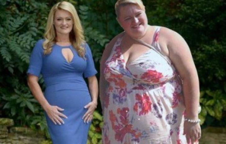 A slăbit 89 de kilograme în 18 luni, după ce a scos ASTA din dietă