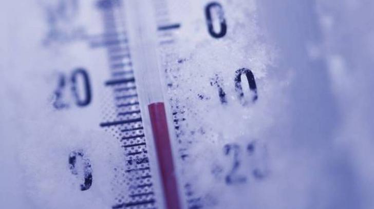 Prima temperatura sub 0