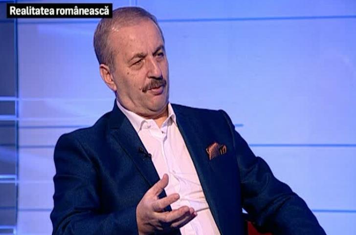 Vasile Dincu la Realitatea Românească