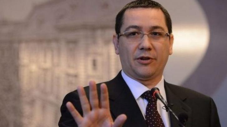 Curtea de Apel a decis: Ponta rămâne fără titlul de doctor în drept