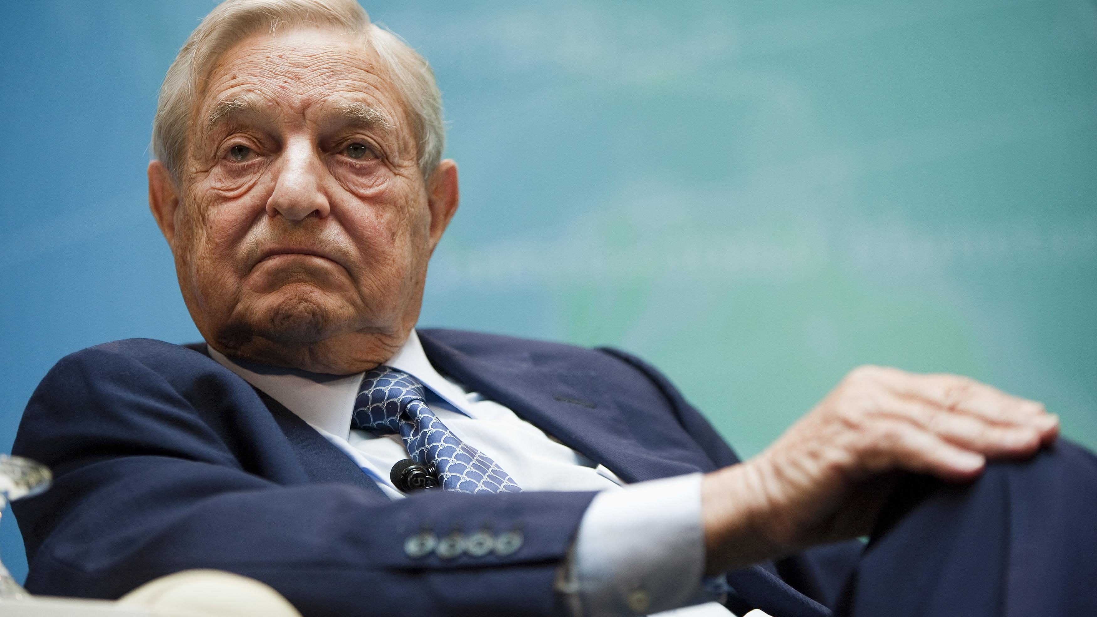 Soros contraatacă. Răspunsul dur al miliardardului după toate atacurile la adresa sa