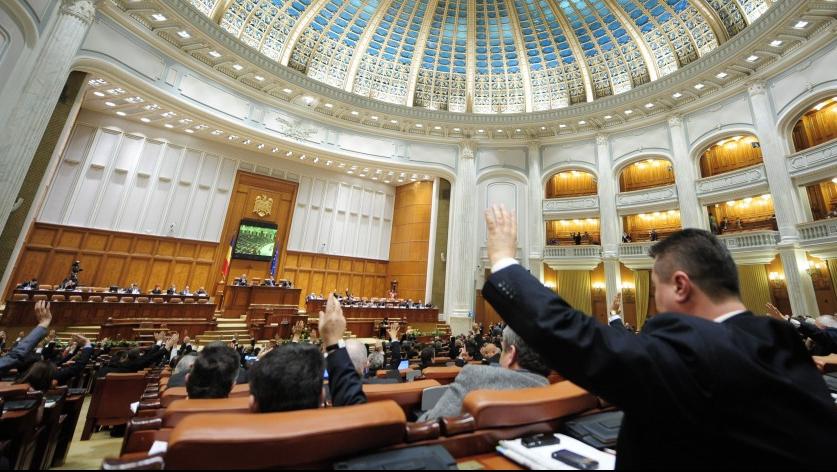 OUG 14, dezbătută în Parlament