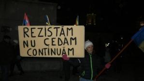 Protestele au continuat în mai multe orașe