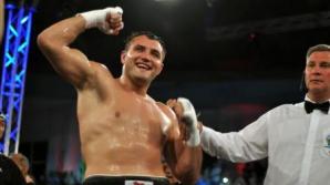 Box: Cristian Ciocan și-a apărat centura de campion european WBO la categoria grea