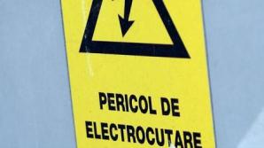 Un tânăr a murit electrocutat pe un vagon de tren în zona Chitila