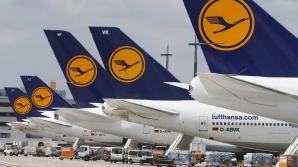Lufthansa aprobă majorarea salariilor pentru piloți, după cinci ani de negocieri