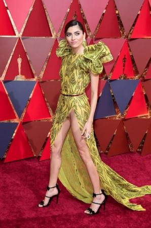Gafe la Oscaruri: actrița Blanca Blanco a scos totul la vedere