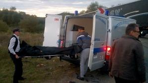 Accident mortal / foto; Ziarul Clujean