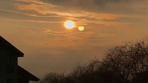 Vine apocalipsa? Al doilea soare a apărut cer, într-o ţară europeană. Imaginii stranii
