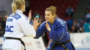 Cozmin Guşă, candidat pentru şefia FR Judo, face echipă cu Alina Dumitru