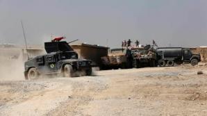 Armata irakiană a început ofensiva asupra sectorului de vest din Mosul