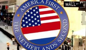 """Sloganul """"America first"""" folosit de Donald Trump a DEVENIT PARODIE în Europa"""