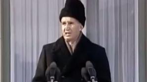 Mesajul disperat al lui Ceauşescu