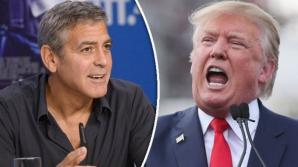 George Clooney vs Trump