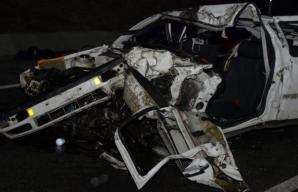 <p>Accident grav la Caransebeș</p>