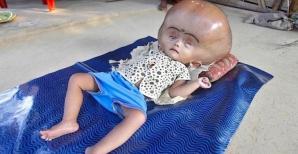 A găsit-o într-un sat uitat de lume, atât de bolnavă încât nimeni nu se uita la ea.În 2 ani,MIRACOL!