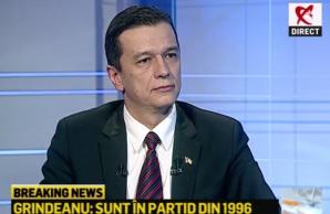 Premierul Sorin Grindeanu, invitatul lui Octavian Hoandră, ACUM, la Realitatea românească