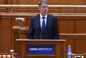 Discurs Iohannis