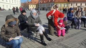 Protest prin lectură