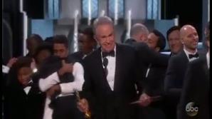 Oscar 2017, gafa monumentală