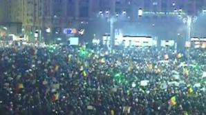 The Guardian, cu ochii pe protestele din România: Au trezit gigantul nostru adormit numit conştiinţă