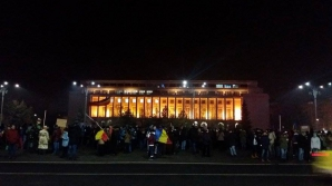 Proteste Piața Victoriei, ziua 18