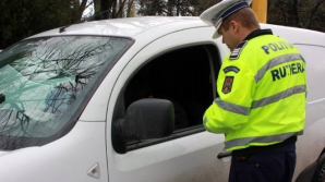 Poliția Rutieră în acțiune