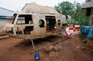 Elicopter Congo