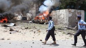 ATENTAT SÂNGEROS în Somalia. Cel puţin 30 de morţi, peste 50 de răniţi