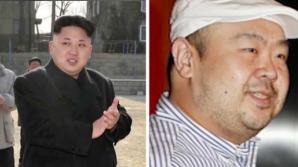 8 cetățeni nord-coreeni sunt suspecți în cazul asasinarii fratelui lui Kim Jong-Un