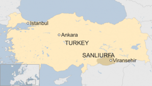 Harta Turciei