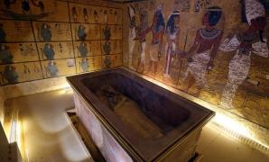 Camera ascunsă din mormântul lui Tutankhamon