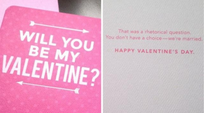 Felicitări amuzante pentru cei care nu sărbătoresc Valentine's Day.