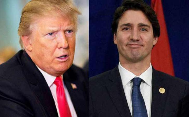 Trump și Trudeau