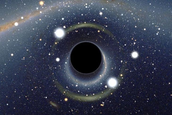 Au găsit o gaură neagră în spaţiu, de 660 de milioane de ori mai mare ca Soarele.Ce se ascunde acolo