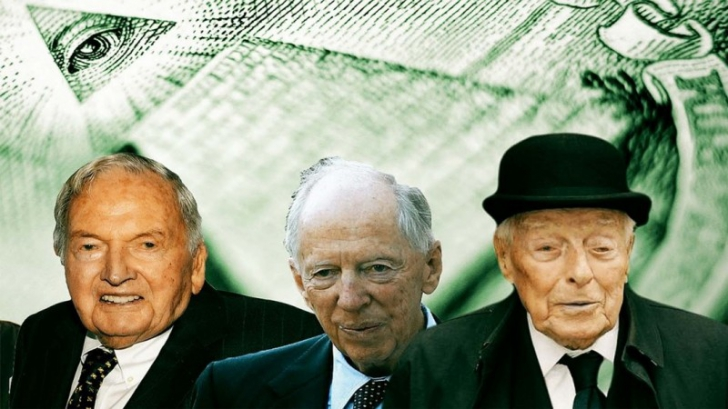 Familia Familia Rothschild stăpânește finanţele mondiale?