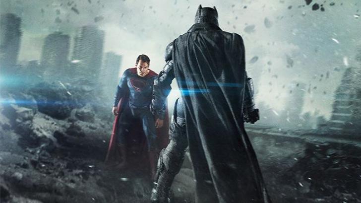 """Filmul ''Batman v. Superman"""" a câștigat cele mai multe premii Zmeura de Aur"""