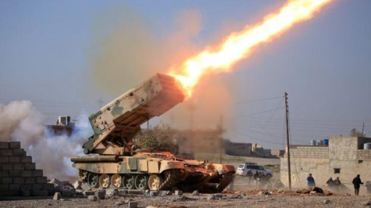 Forțele irakiene au capturat aeroportul din Mosul. Înfrângere dureroasă pentru Statul Islamic