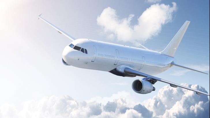Scene ca-n filme într-un avion. Stewardesa și-a dat seama că o pasageră fusese răpită. Ce a urmat
