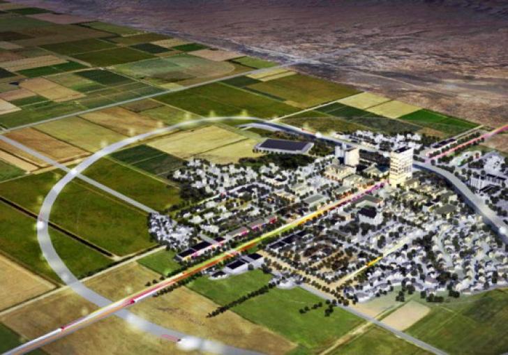 Oraşul fantomă al viitorului?Cel mai nou oraş din SUA costă un MILIARD de dolari şi NU va fi locuit