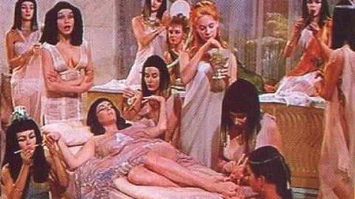 Cum făcea sex Regina Cleopatra