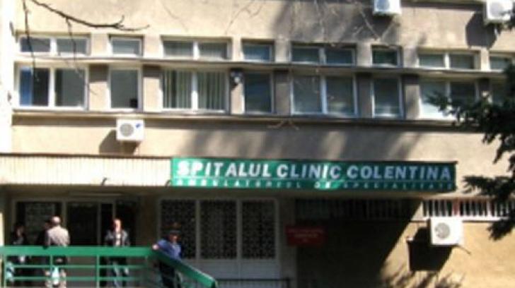 Spitalul Colentina din Capitală