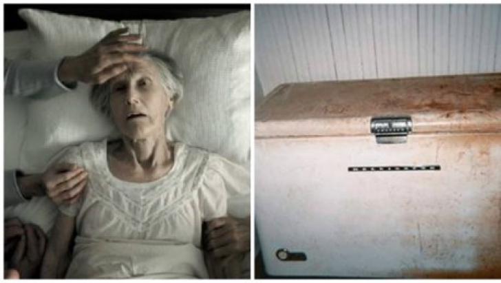 """Pe patul de moarte a adunat copiii: """"Căutați în lada din pivniță.."""". Ultimele cuvinte sunt cumplite"""