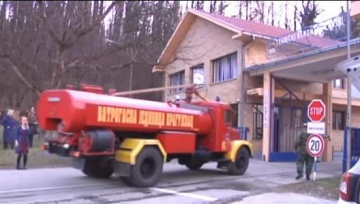Explozie la un depozit de muniţie în Serbia: O persoană a murit şi ale 25 au fost rănite
