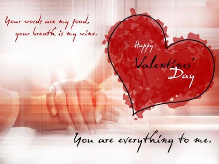Felicitari Valentine's Day 2017